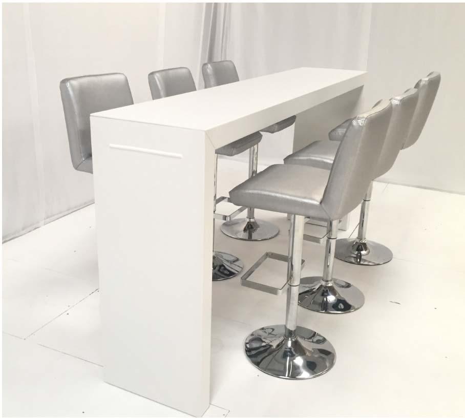 Charmant ... Modern Bar Rio Lounge Titan Bar Table With Mandalay Stools 1  Watchthetrailerfo ...