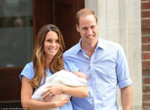 A Christening Fit For A King!