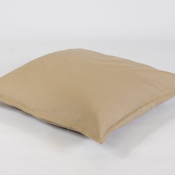 beige scatter cushion