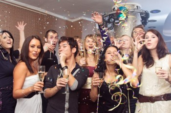 New Year's Eve Party Hosting
