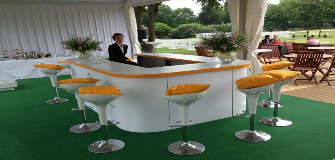 sporting event furniture hire