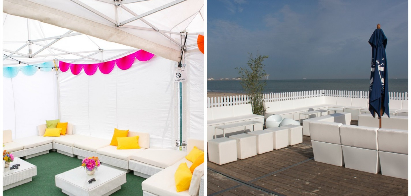 pop-up party furniture hire