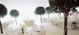 Marquee Furniture Hire: Rio Lounge in Fleur De Force wedding video