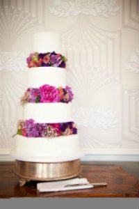 Wedding furniture hire: Unique ways to customise a wedding cake
