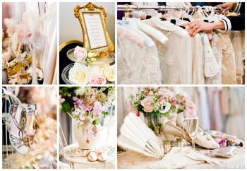 Luxury Wedding Furniture Hire: Vintage Wedding Fair Round Up