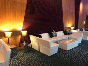 white furniture hire: ana mandara sofa modules