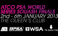 ATCO PSA World Series Squash Finals