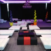 funky furniture for stylish events