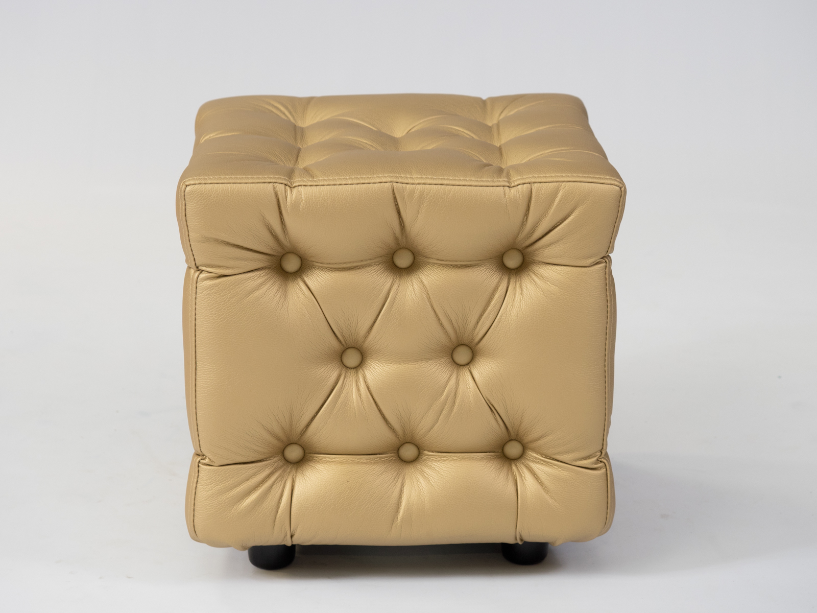 Astonishing Chesterfield Ottoman Gold Gmtry Best Dining Table And Chair Ideas Images Gmtryco