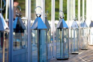 event prop hire: medium lantern