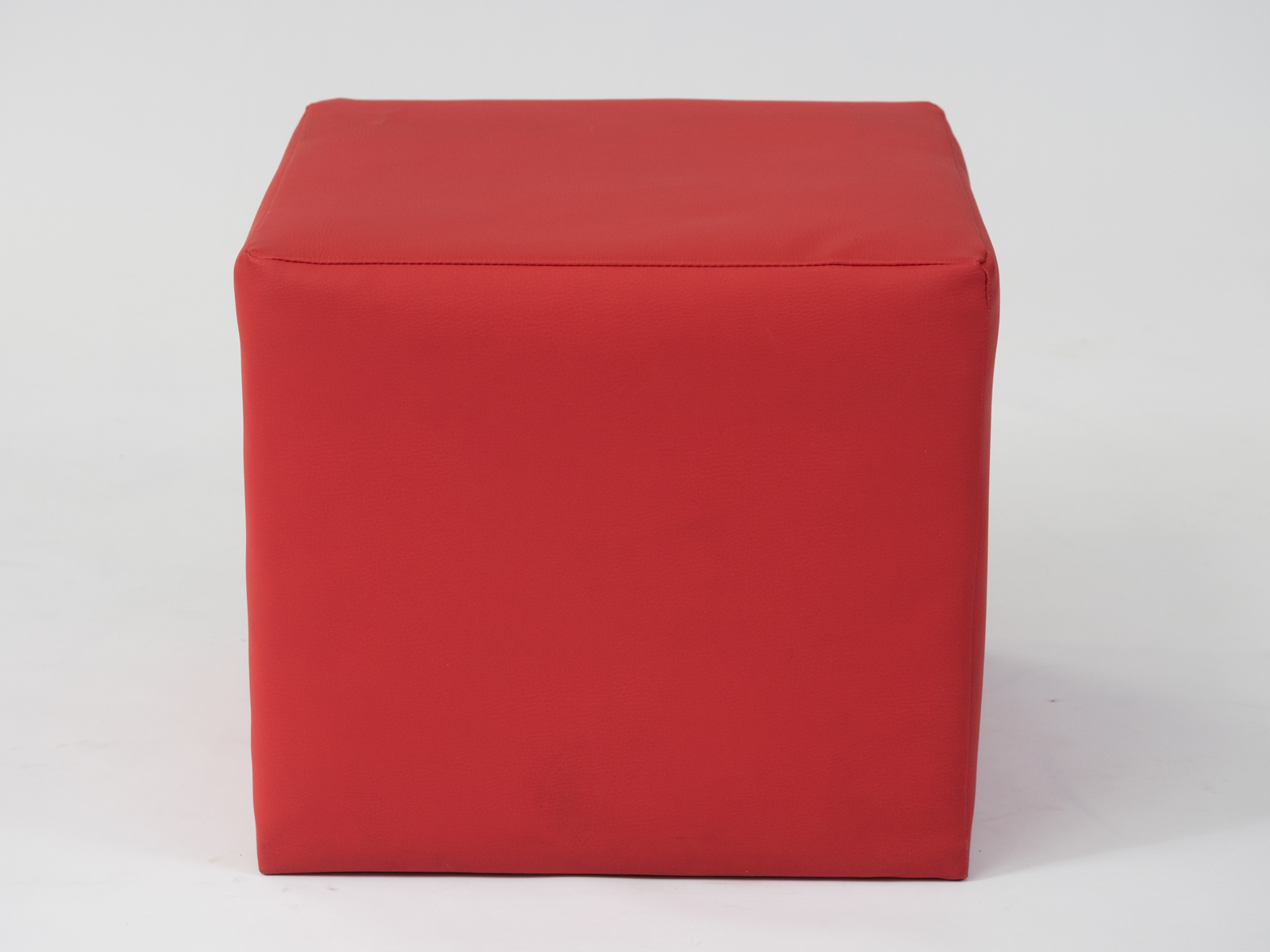 Peachy Club Ottoman Red Creativecarmelina Interior Chair Design Creativecarmelinacom