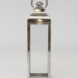stainless steel lantern for hire
