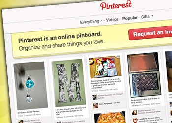 event planning with pinterest