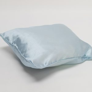 baby blue scatter cushion for hire