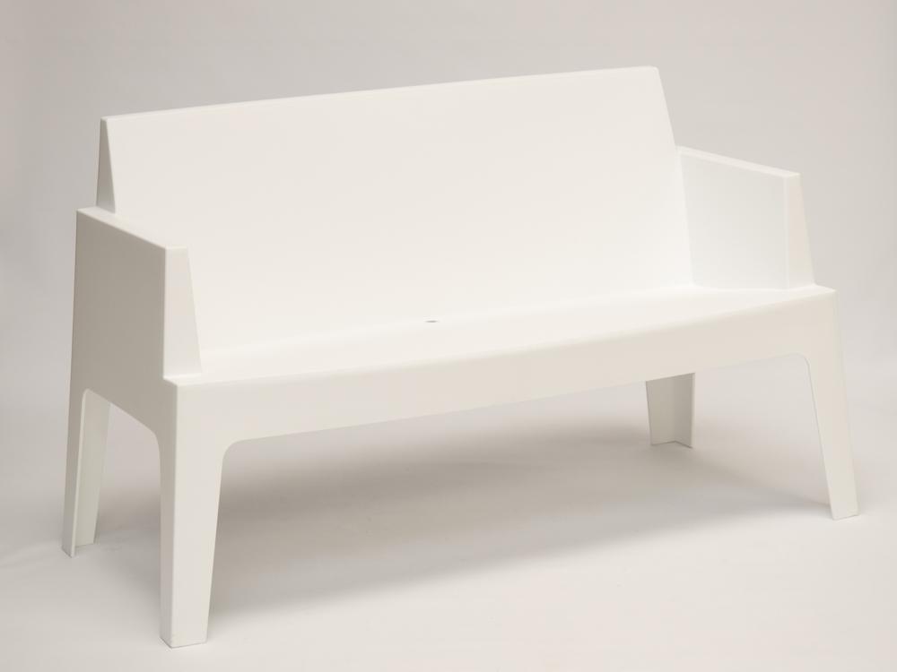 mambo outdoor sofa white