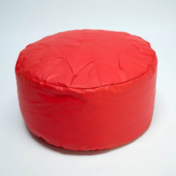 andaz ottoman red for hire