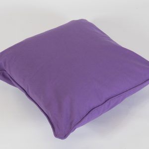 scatter cushion purple for hire
