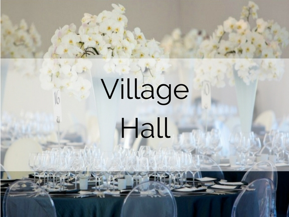 Village Hall Weddings