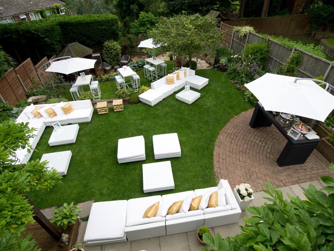 Outdoor Garden Lounge Rio Lounge
