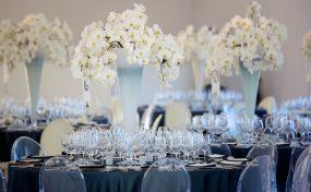 transparent wedding furniture