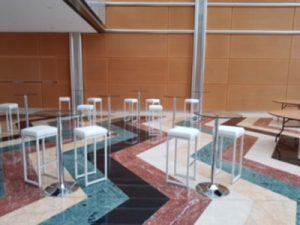 daiquiri poseur tables and bar stools