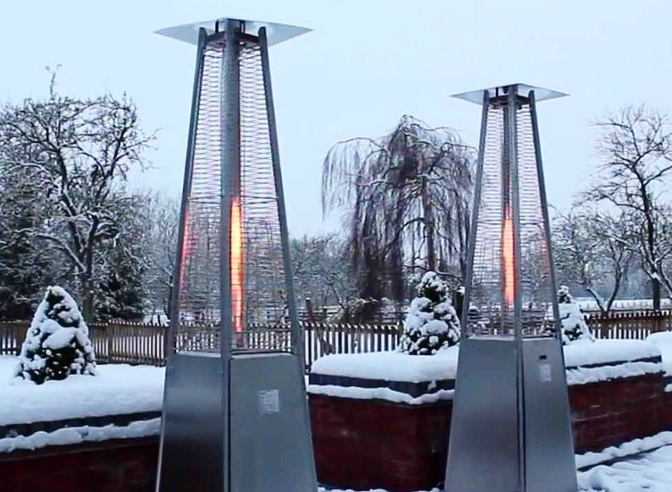 patio heaters for hire