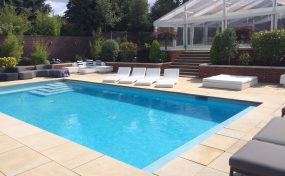 pool party furniture hire