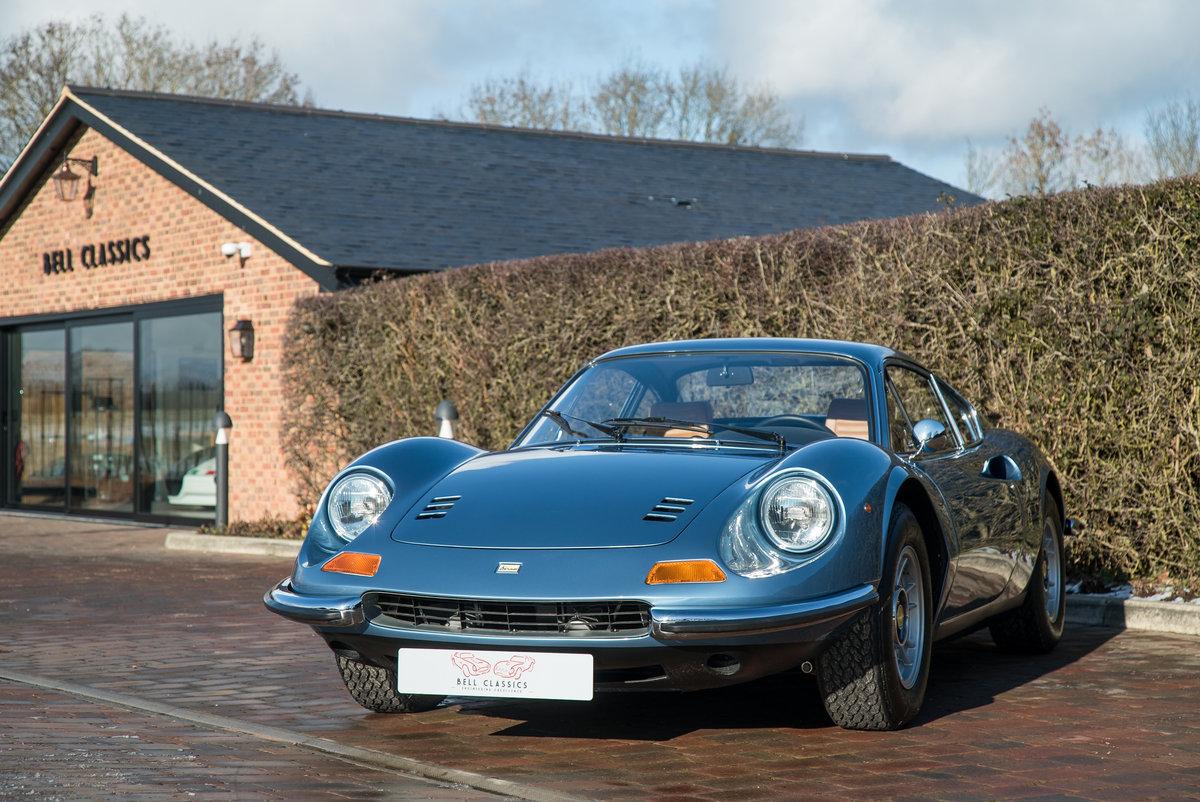 classic Ferrari at Bell Classics