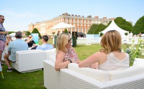 sofa hire at hampton court