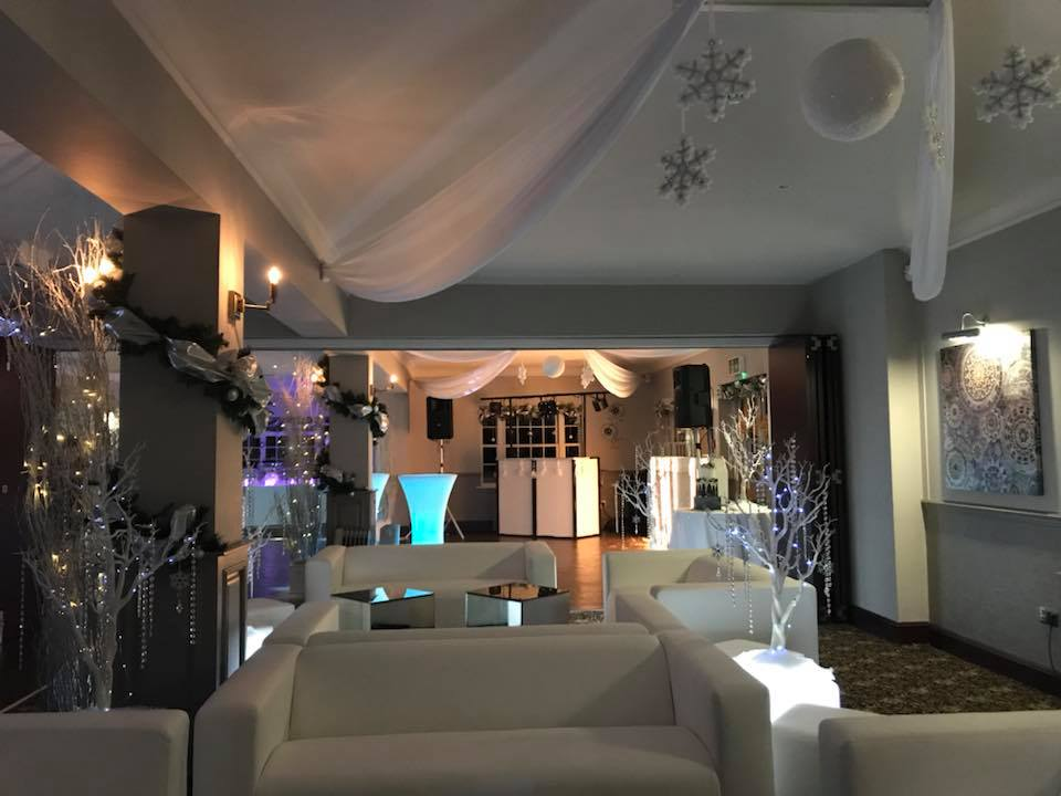 christmas party furniture hire