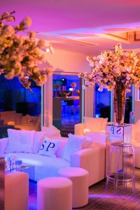 wedding furniture hire: chill out zone