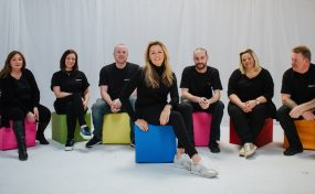 Rio Lounge event furniture hire team