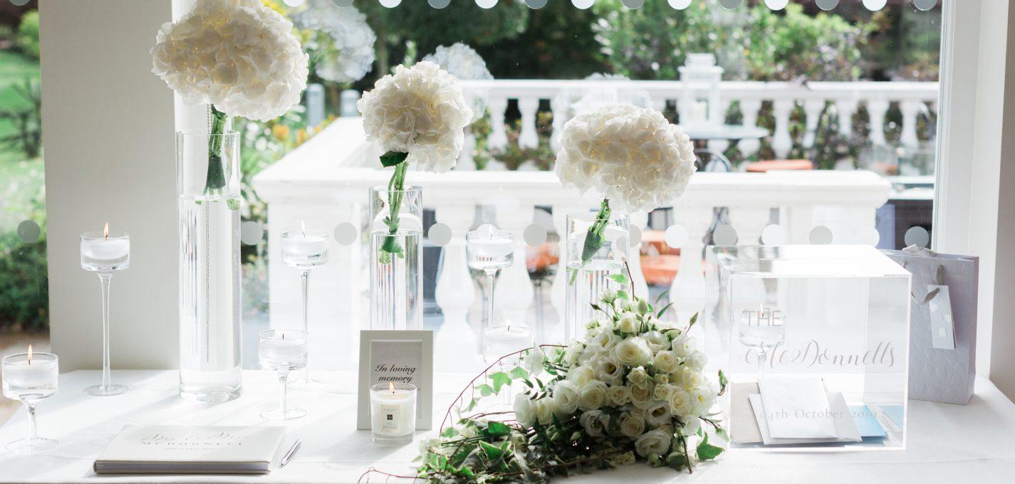 Wedding furniture hire - Monkey Island