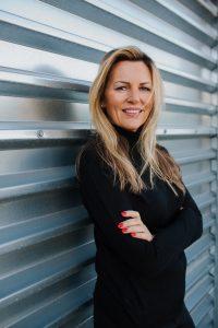 Jo Morris: furniture hire company director