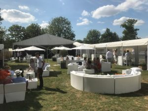 outdoor furniture hire: Henley hospitality