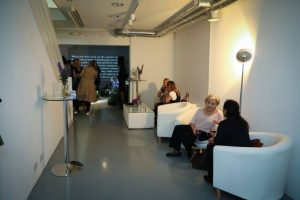 event furniture hire for a product launch