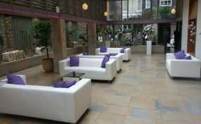 Furniture hire industry