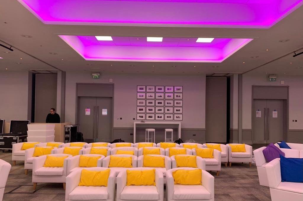 events furniture hire
