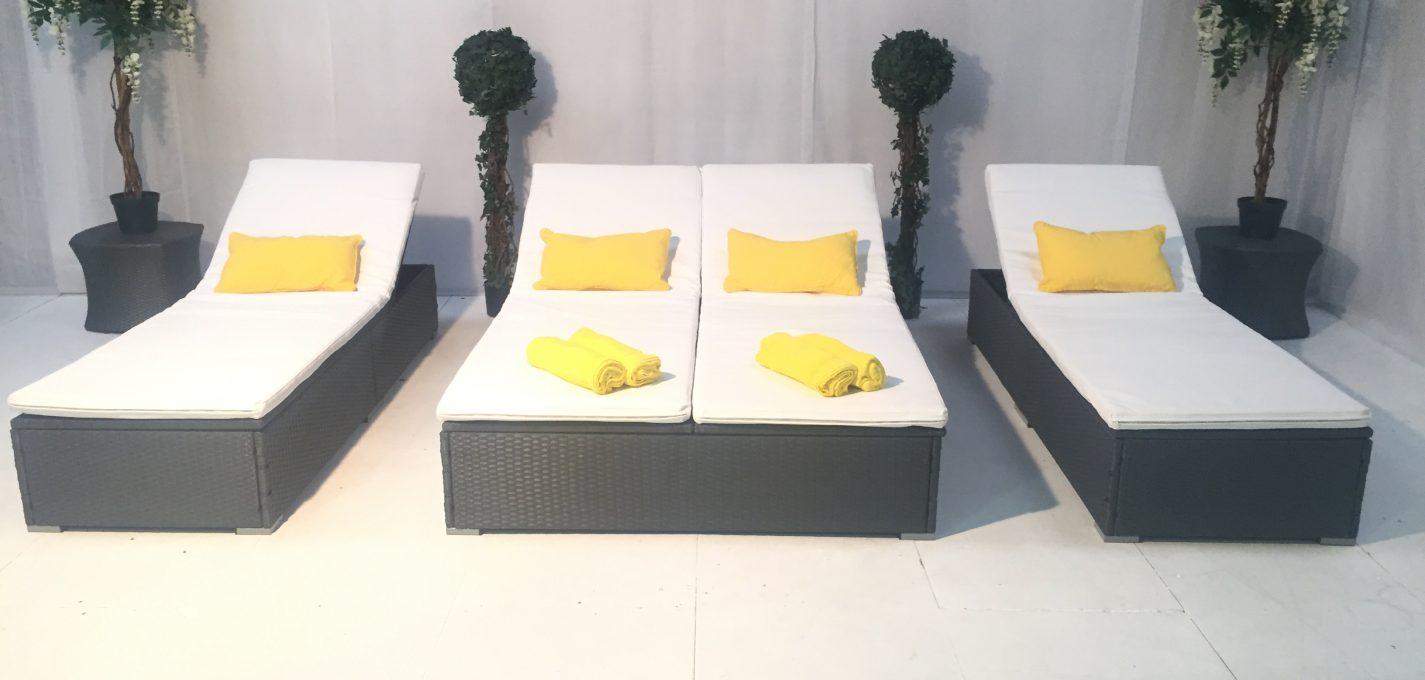 furniture for hire: Pantone colours 2021