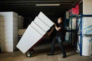 loading party furniture hire