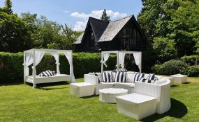 hire garden furniture