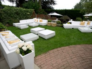 garden party furniture hire