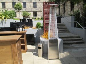 patio heater hire