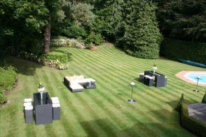 garden party furniture