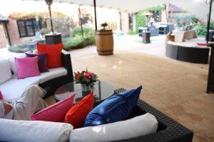 Bulgari sofa hire UK