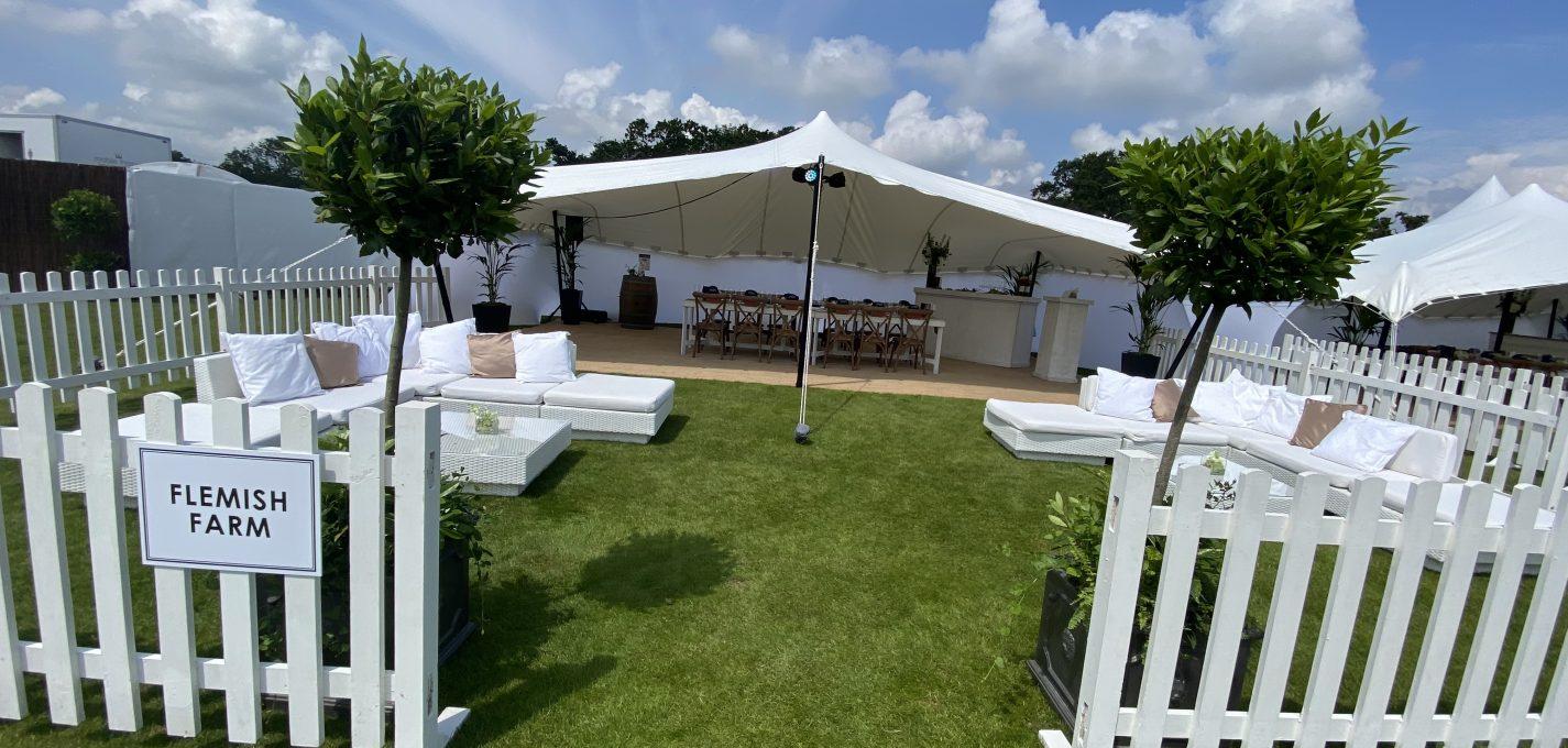 event furniture hire polo