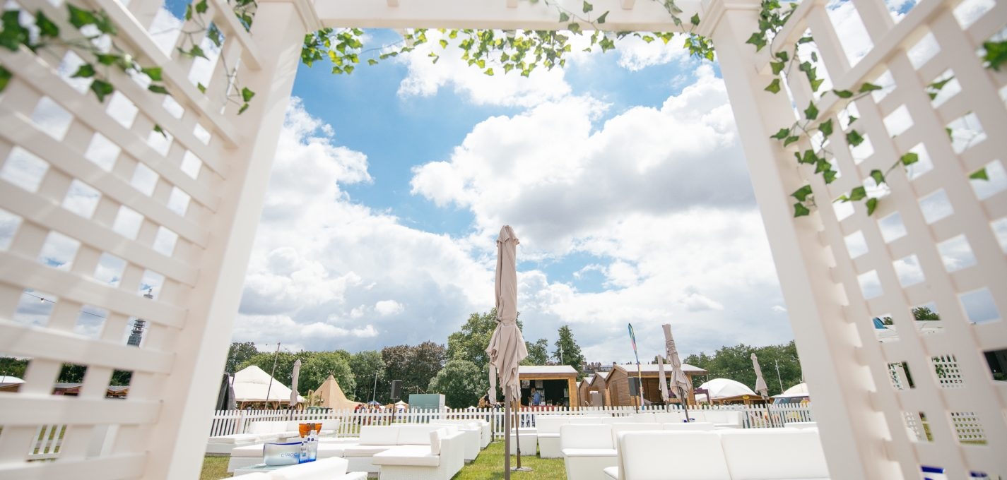outdoor furniture for hire events